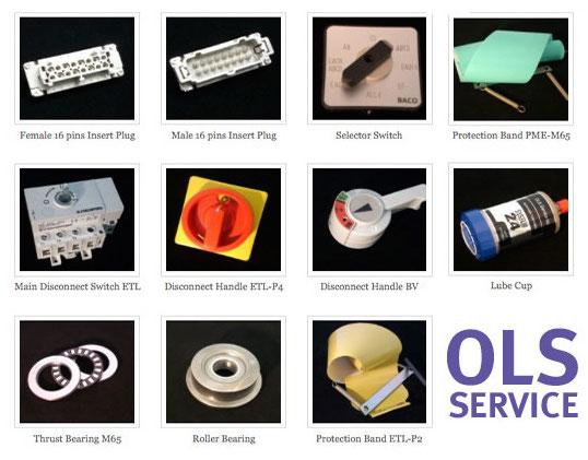 Sefac Parts OLS Service